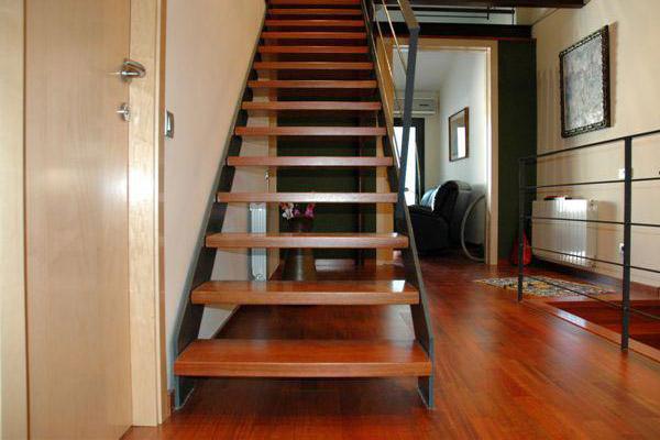 Barandillas de acero inoxidable para escaleras interiores, al ...