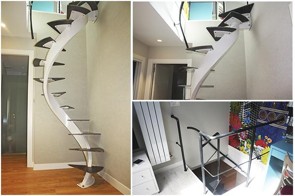 Escaleras Para Espacios Reducidos. Best Escaleras Interiores Para ...