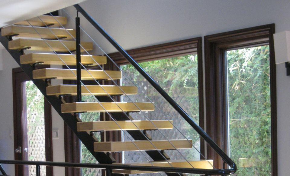 Barandillas En Gipuzkoa De Hierro Acero Inoxidable Forja - Barandillas-para-escaleras-interiores